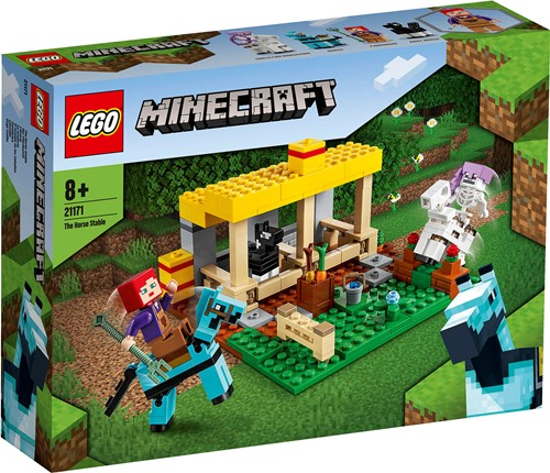 LEGO Minecraft™ The Horse Stable - 21171