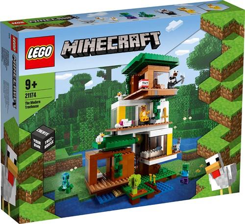 LEGO Minecraft™ The Modern Tree House - 21174