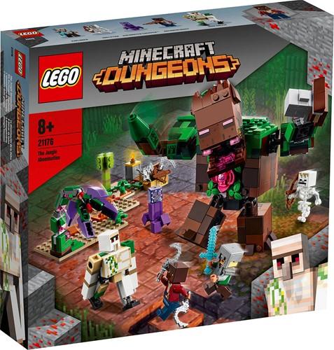 LEGO Minecraft™ The Junglechaos - 21176