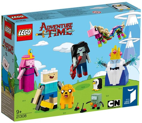 LEGO Ideas Adventure Time™ - 21308