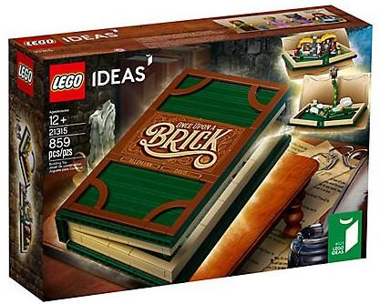 LEGO Ideas Uitklapboek - 21315