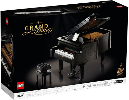 LEGO Ideas Grand Piano - 21323