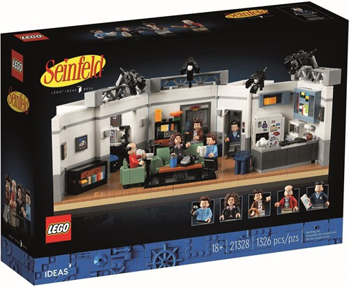 LEGO Ideas Seinfeld - 21328