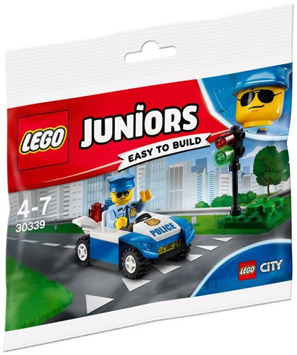 LEGO Juniors 30339 Verkeerspolitie (polybag)