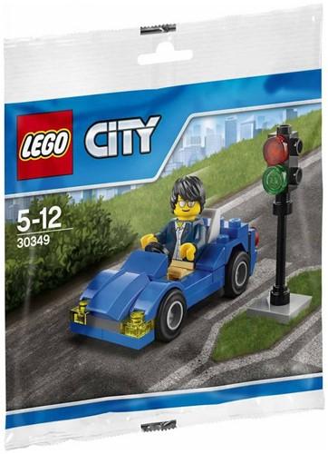 LEGO City 30349 Sportwagen (polybag)