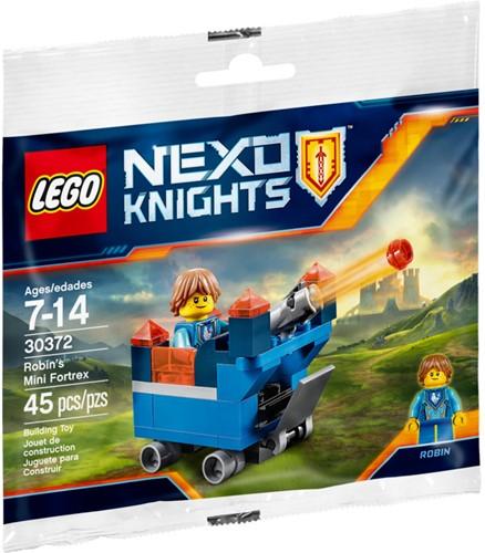 LEGO NEXO KNIGHTS™ Robin's Mini Fortrex (polybag) - 30372