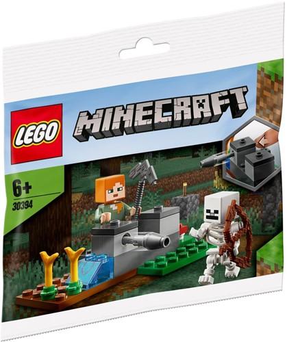LEGO Minecraft™ Skeletverdediging (polybag) - 30394