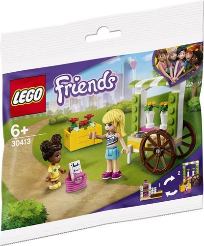 LEGO Friends Bloemen kar (polybag) - 30413