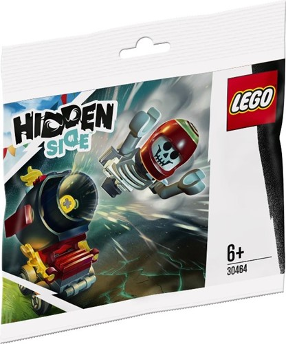 LEGO Hidden Side™ El Fuego's stuntkanon (polybag) - 30464