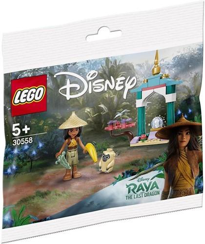 LEGO Disney Princess™ Raya en de Ongi's avontuur door het woeste land (polybag) - 30558