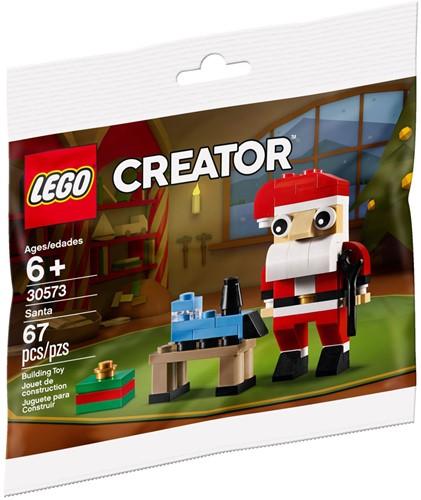 LEGO Creator Kerstman (polybag) - 30573