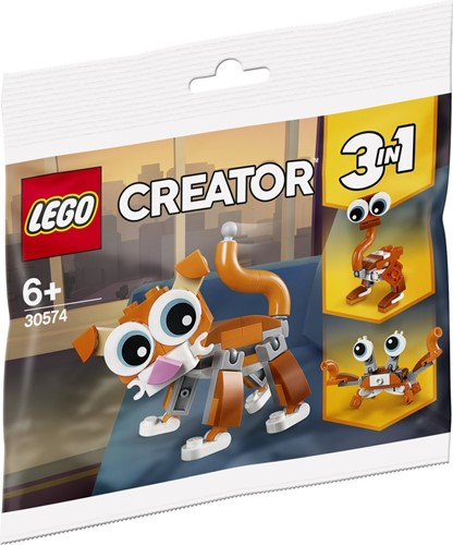 LEGO Creator Kat (polybag) - 30574
