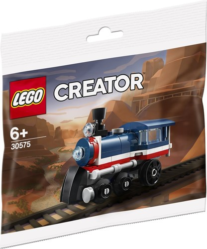 LEGO Creator Trein (polybag) - 30575