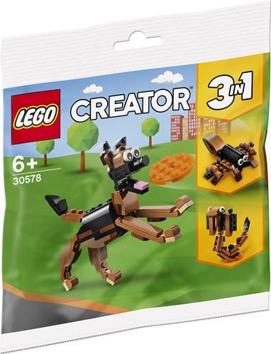 LEGO Creator Duitse herder (polybag) - 30578