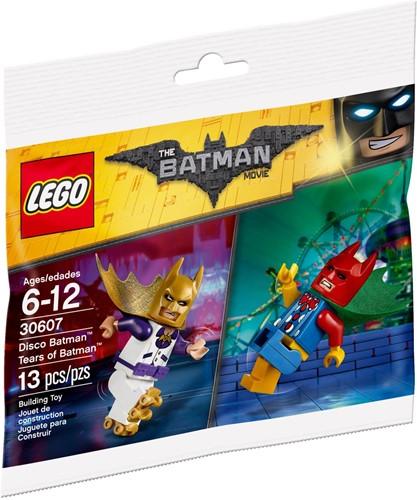 THE LEGO® BATMAN MOVIE 30607 Disco Batman ™ & Tears of Batman™ (polybag)