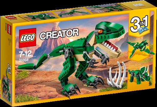 LEGO Creator Machtige dinosaurussen - 31058