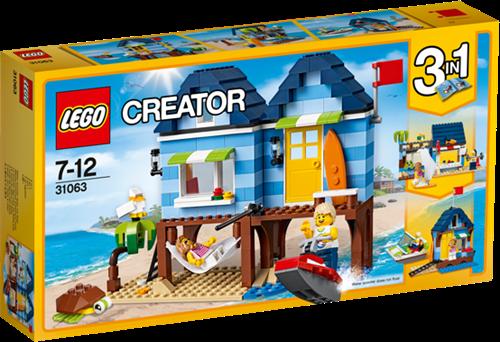 LEGO Creator Strandvakantie - 31063