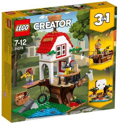 LEGO Creator Boomhutschatten - 31078