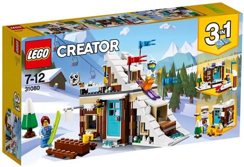 LEGO Creator Modulaire wintervakantie - 31080