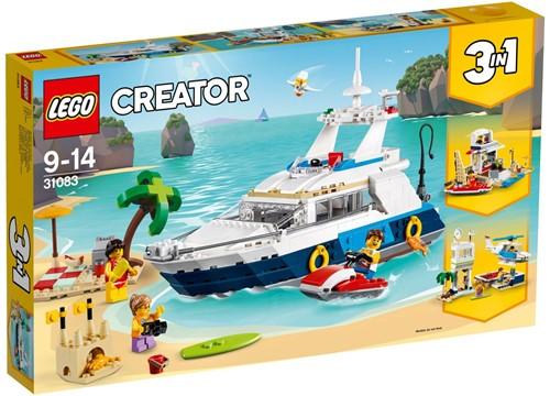 LEGO Creator Cruise avonturen - 31083