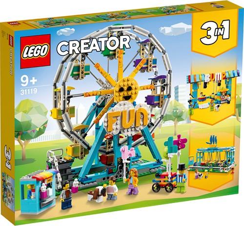 LEGO Creator Reuzenrad - 31119