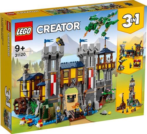 LEGO Creator Middeleeuws kasteel - 31120