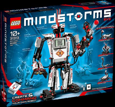 LEGO MINDSTORMS® EV3 - 31313