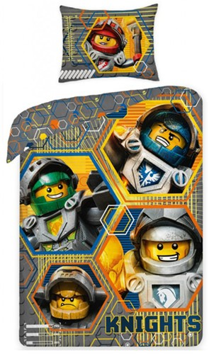 LEGO Dekbedovertrek NEXO KNIGHTS™: Hero Knights