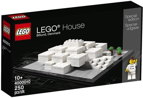 LEGO Architecture LEGO® House - 4000010