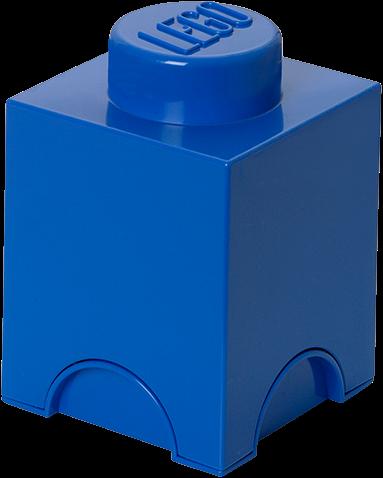 LEGO Storage Brick 1 Blauw - 4001