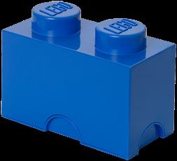 LEGO Storage Brick 2 Blauw - 4002