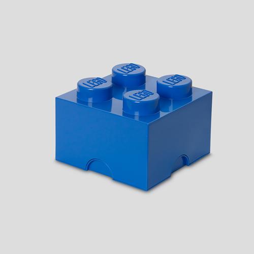 LEGO Storage Brick 4 Blauw - 4003