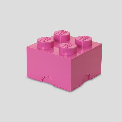 LEGO Storage Brick 4 Roze - 4003