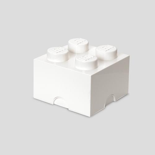 LEGO Storage Brick 4 Wit - 4003