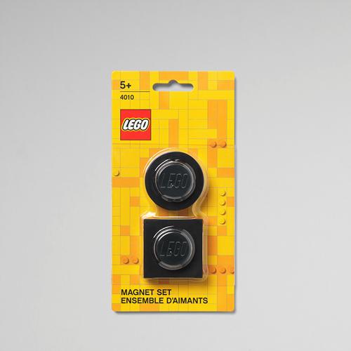 LEGO Magneetset Zwart - 4010