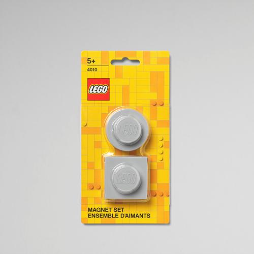 LEGO Magneetset Grijs - 4010