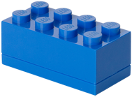 LEGO Mini Box 8 Blauw - 4012