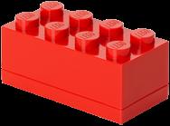 LEGO Mini Box 8 Rood - 4012