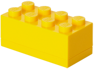 LEGO Mini Box 8 Geel - 4012