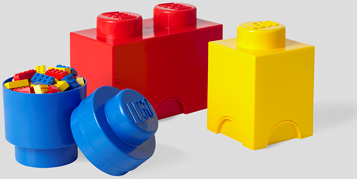 LEGO Storage Brick Multi-Pack 3-delig - 4014