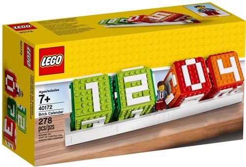 LEGO® Brick Calender - 40172
