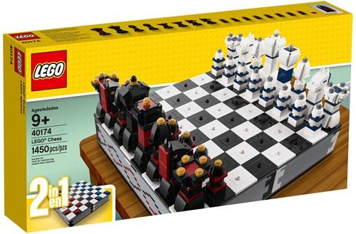 LEGO® Iconische 2-in-1 Schaakset - 40174