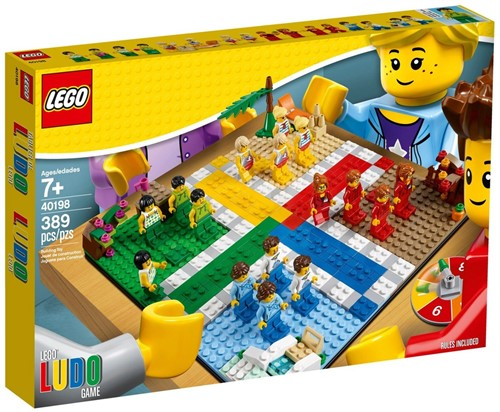 LEGO® mens-erger-je-niet - 40198