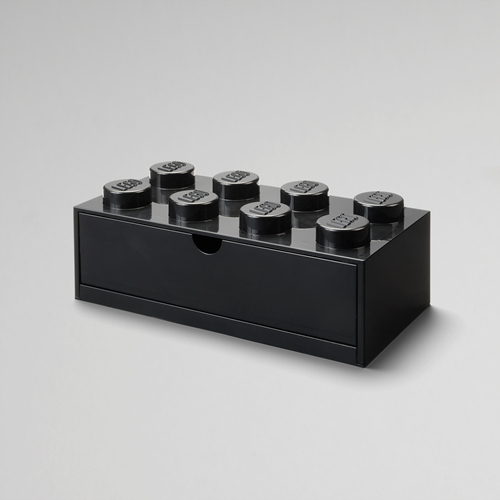 LEGO Bureaulade 8 Zwart - 4021