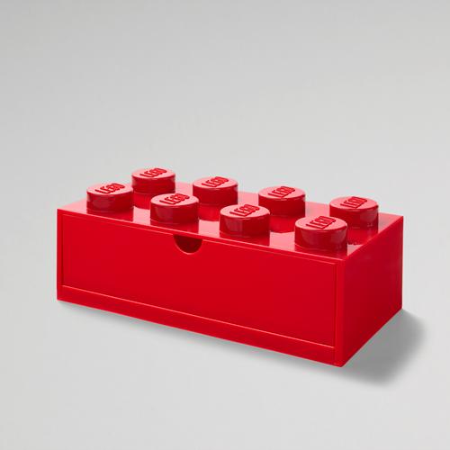 LEGO Bureaulade 8 Rood - 4021