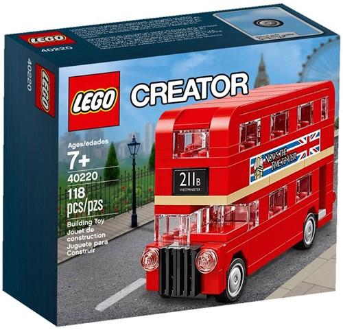 LEGO Creator Londense bus - 40220