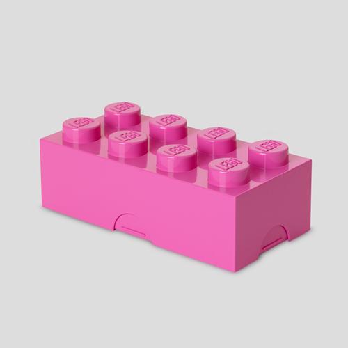 LEGO Lunchbox 8 Roze - 4023