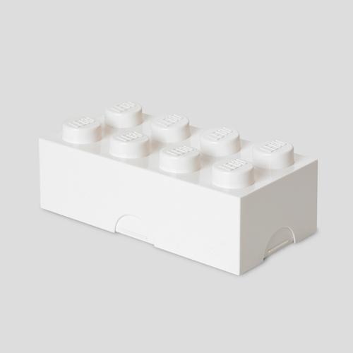 LEGO Lunchbox 8 Wit - 4023