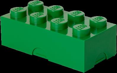 LEGO Lunchbox 8 Groen - 4023