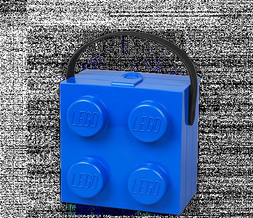 LEGO Lunchkoffer 4 Blauw - 4024